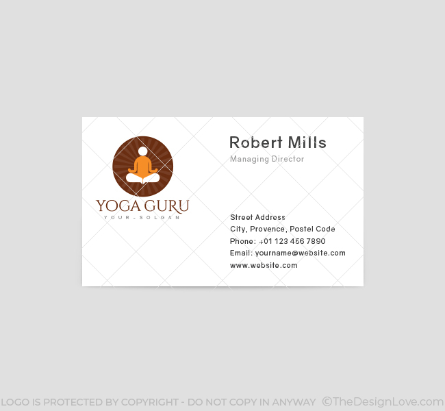 Yoga-Trainer-Business-Card-Template-Front