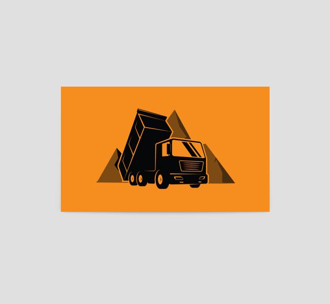 Heavy-Dump-Truck-Business-Card-Template-Back