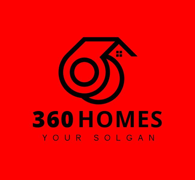 360 Home Logo