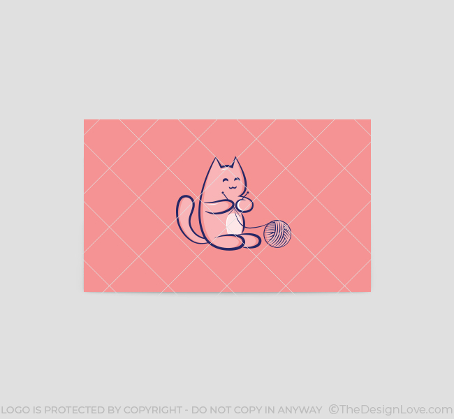 Kitty-Knitting-Business-Card-Template-Back