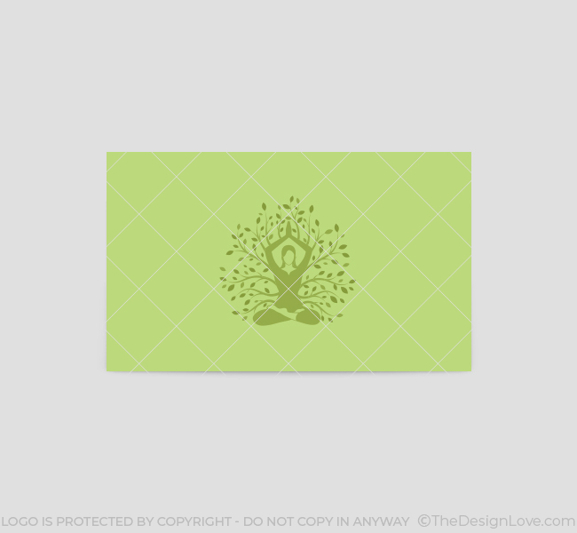 Nature-Yoga-Business-Card-Template-Back