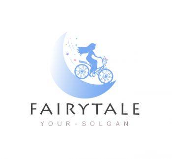 Fairy Tale Logo & Business Card Template