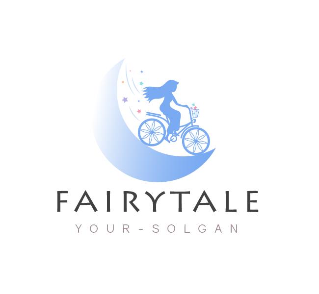 Fairy tale -Logo