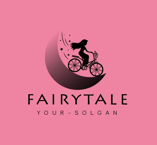 367-Fairytale-Photography-Stock-Logo