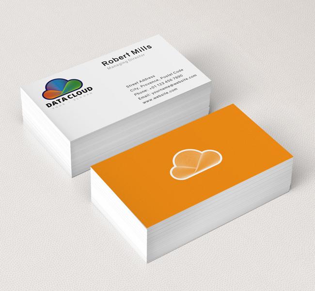 Data-Cloud-Restaurant-Business-Card-Mockup