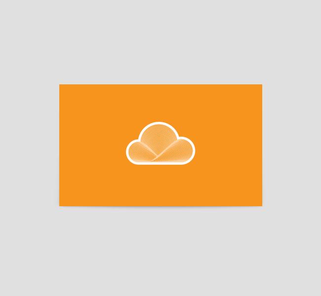 Data-Cloud-Restaurant-Business-Card-Template-Back