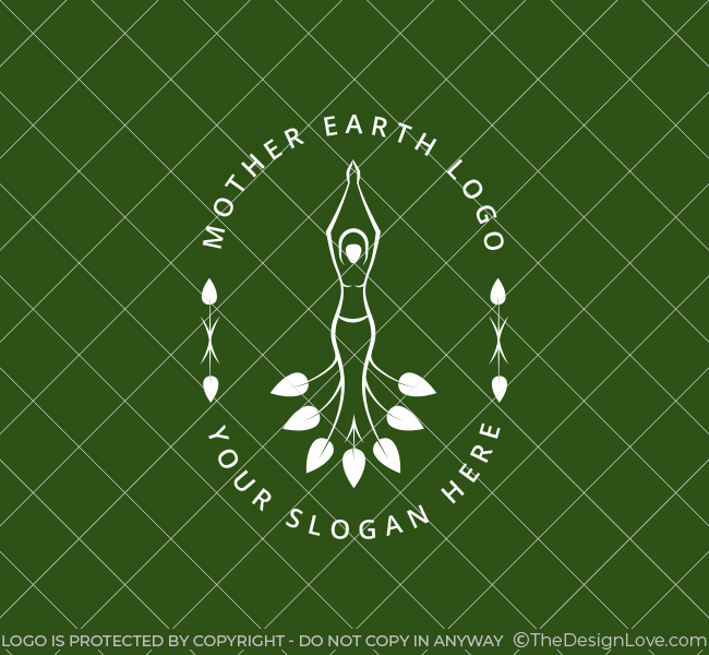 Mother-Nature-Pre-Designed-Logo
