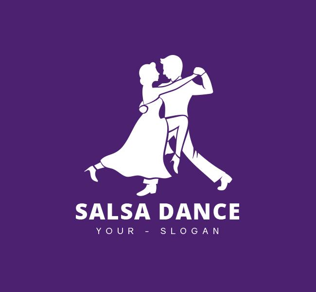 Salsa-Dance-Pre-Designed-Logo