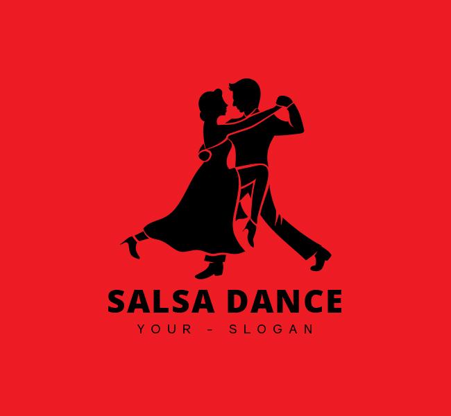 Salsa-Dance-Stock-Logo