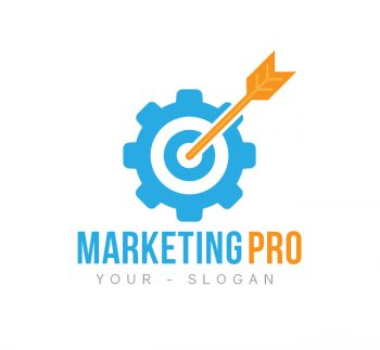 Target Logo & Business Card Template