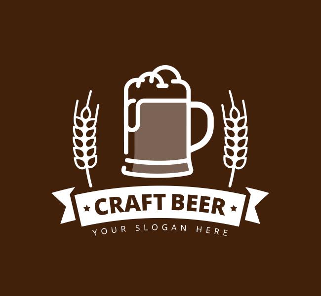 Beer-Mug-Pre-Designed-Logo