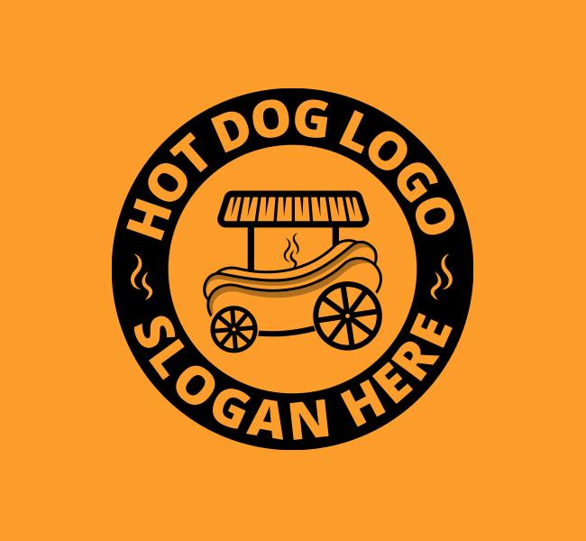 Hot-Dog-Stock-Logo