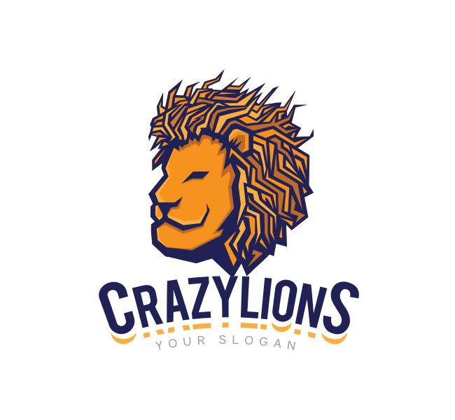 Lion-Face-Logo