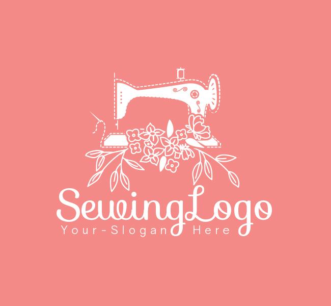 395-Sewing-Pre-Designed-Logo