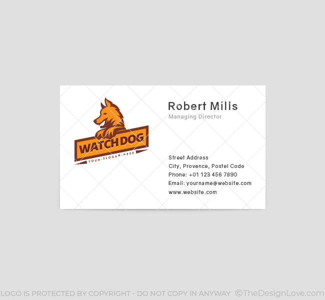 396-Watchdog-Business-Card-Template-Front