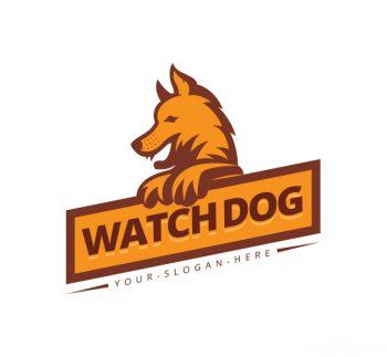 Watchdog Logo & Business Card Template