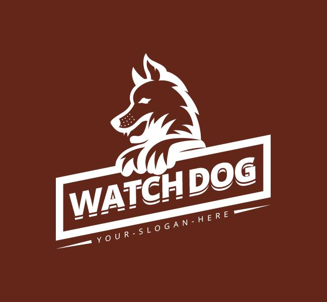396-Watchdog-Pre-Designed-Logo