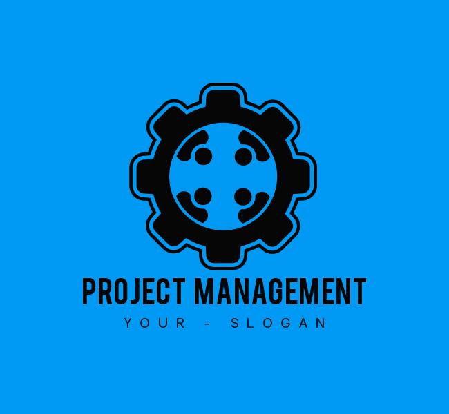 Project-management-Stock-Logo