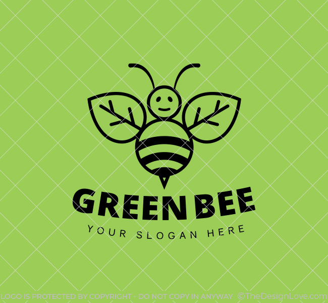 Green-Bee-Stock-Logo