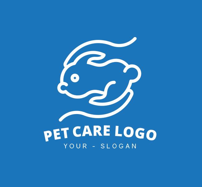 Pet-Care-Pre-Designed-Logo