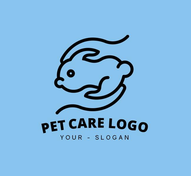 Pet-Care-Stock-Logo