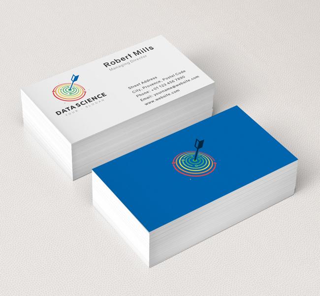 Target-Data-Science-Business-Card-Mockup