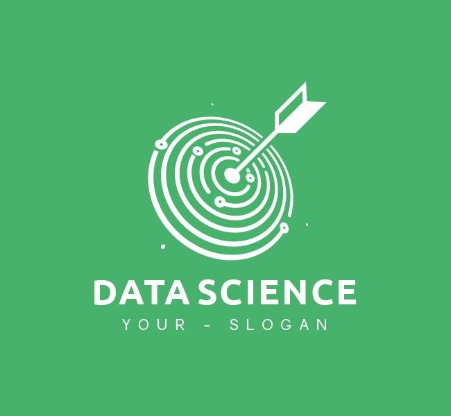 Target-Data-Science-Pre-Designed-Logo