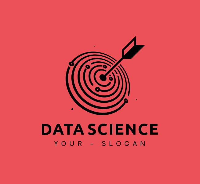 Target-Data-Science-Stock-Logo