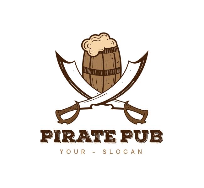 Pirate Pub-Logo