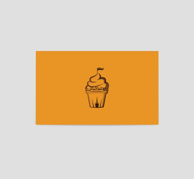 Castle-Cupcake-Business-Card-Template-Back