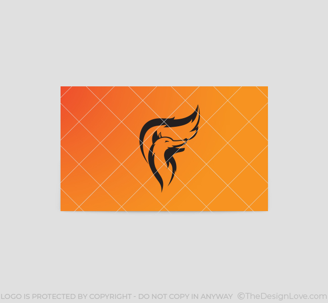 Happy-Fox-Business-Card-Template-Back