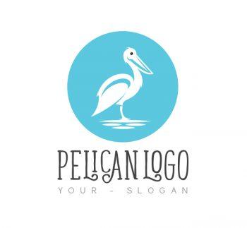 Pelican Logo & Business Card Template