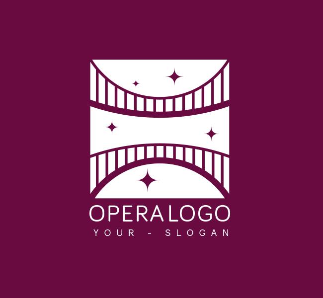 Opera-Pre-Designed-Logo