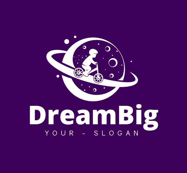 Dream-Big-Pre-Designed-Logo
