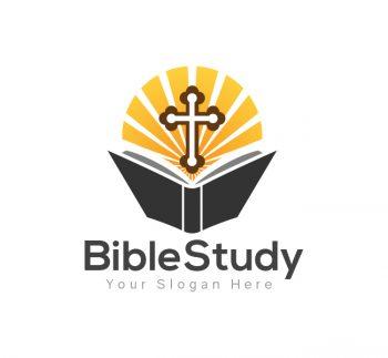 Bible Study Logo & Business Card