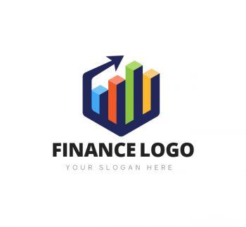 Finance Logo & Business Card Template