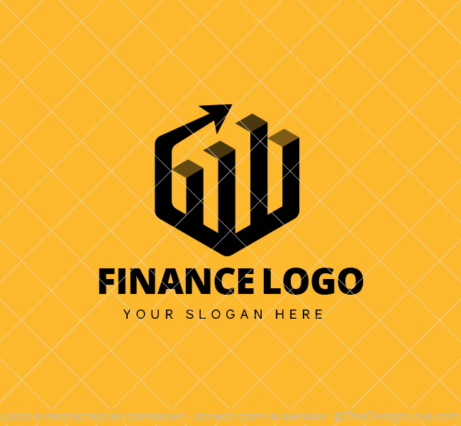 Finance-Stock-Logo