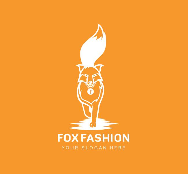 Fashion-Fox-Pre-Designed-Logo
