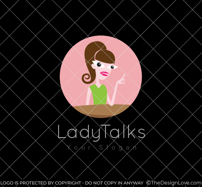 Lady-Talk-Show-Logo