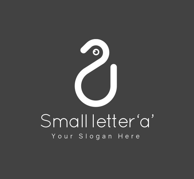 Small-Letter-a-Pre-Designed-Logo