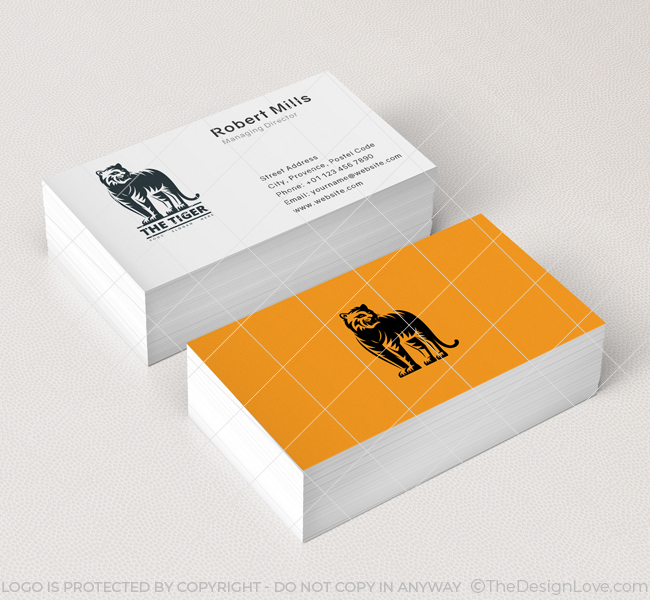 The-Tiger-Business-Card-Mockup