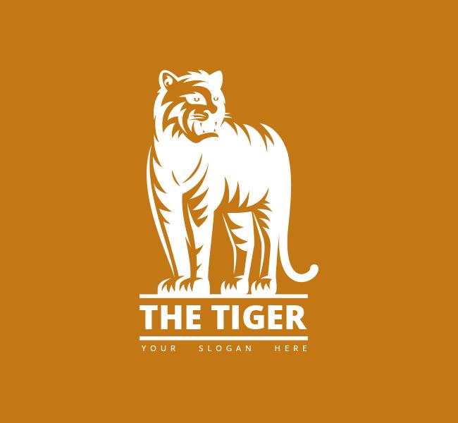 The-Tiger-Pre-Designed-Logo