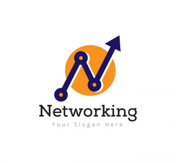 Networking Logo & Business Card