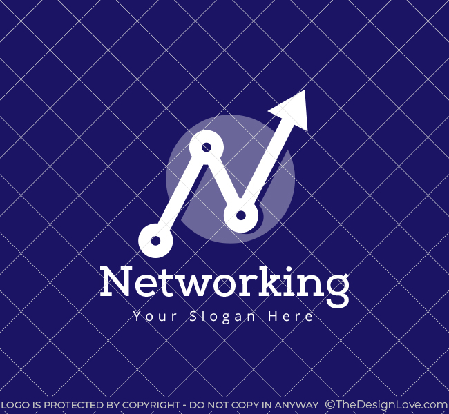 Networking-Pre-Designed-Logo