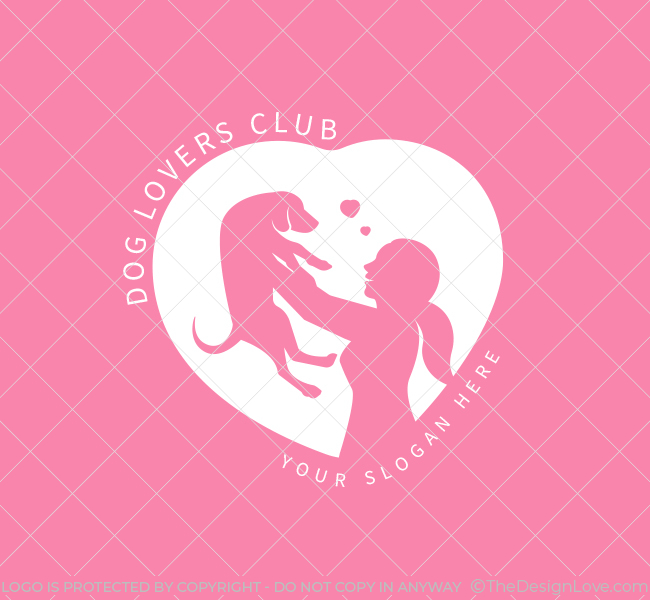 Dog-Lovers-Pre-Designed-Logo