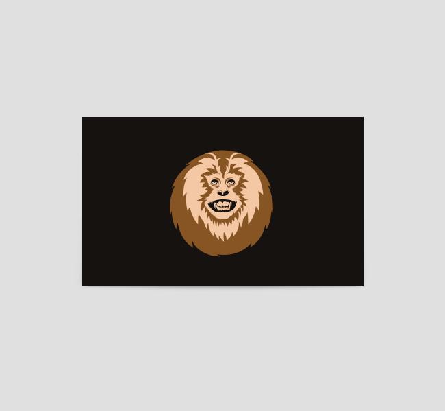 Baboon-Logo-Business-Card-Back