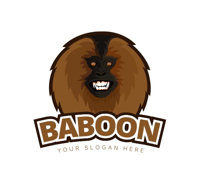 Baboon-Logo