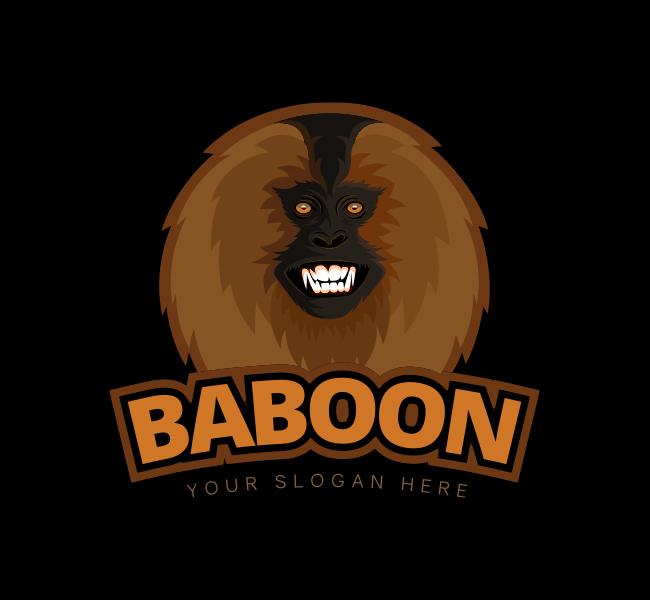 Baboon-Startup-Logo