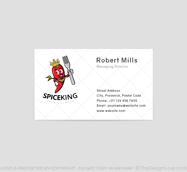 Spice-King-Business-Card-Front