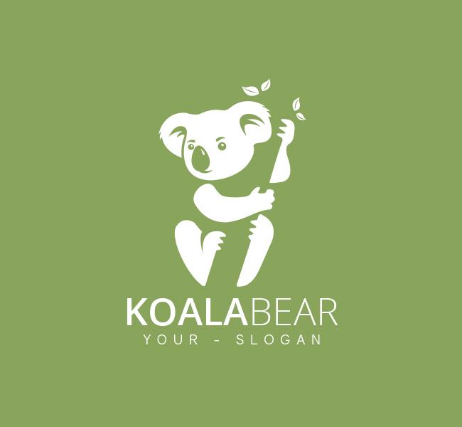 Koala-Logo-Pre-Designed-Logo